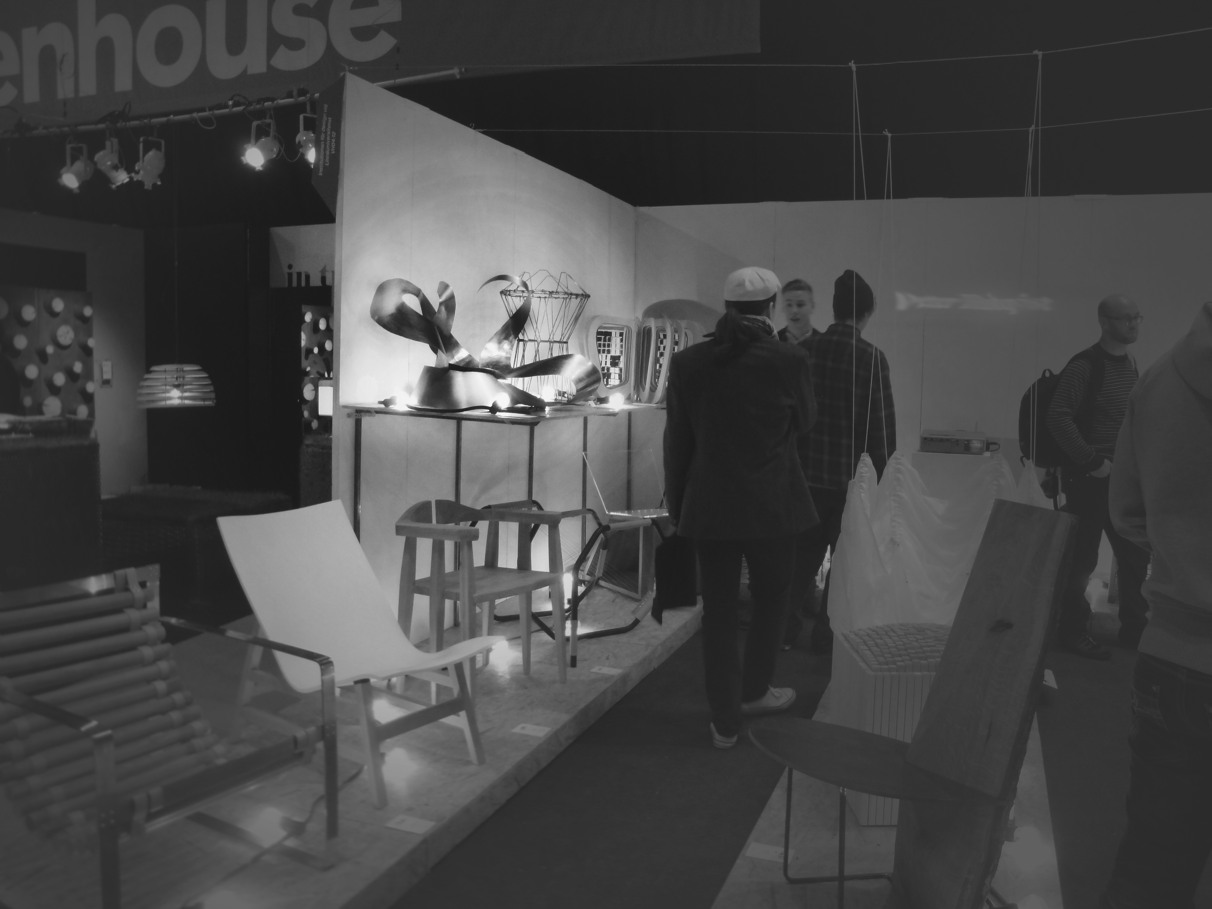 HNOSS at Stockholm Furniture & Light Fair 2013